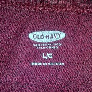 Old Navy Shirts - Long sleeve thermal